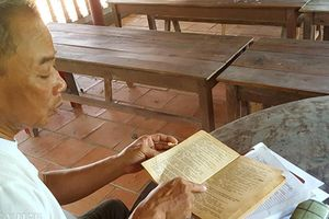 'Rỗi hơi', thầy giáo làng mở lớp dạy học miễn phí cho trẻ em nghèo