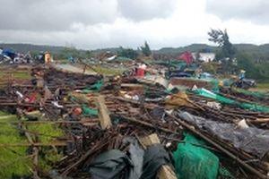 Mưa lớn gây sạt lở, 13 người chết và mất tích, 44 người bị thương