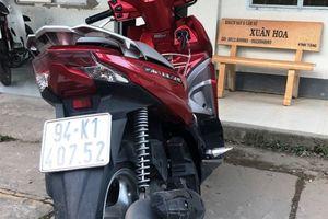 Tiền Giang bắt 'nóng' kẻ trộm xe từ Bạc Liêu
