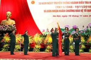 Ngành Điều tra hình sự Quân đội đón nhận Huân chương Bảo vệ Tổ quốc hạng Ba