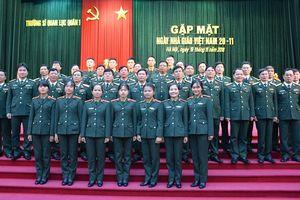 Trường Sĩ quan Lục quân 1 tổ chức tri ân Ngày Nhà giáo Việt Nam