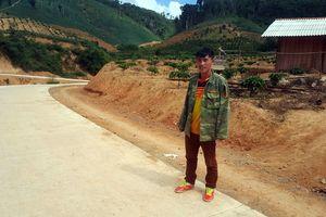 Phong trào hiến đất xây dựng nông thôn mới ở xã Cư Pui