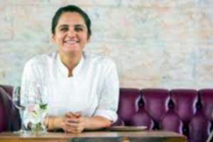 Nữ đầu bếp Ấn Độ đầu tiên giành ngôi sao Michelin