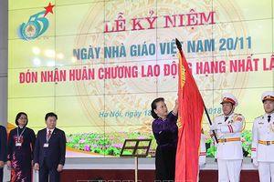 Chủ tịch Quốc hội dự lễ kỷ niệm Ngày Nhà giáo Việt Nam 20-11