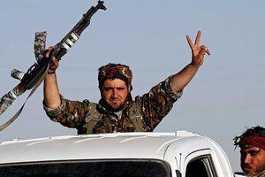 IS bị đánh bật khỏi miền Nam Syria