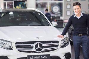 Hồng Đăng bán SUV hạng sang Mercedes GLC 300 giá 2,1 tỷ