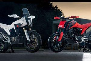 'Soi'cặp đôi xe địa hình Honda CB125X và CB125M mới