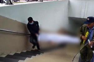 Kinh hãi thấy thi thể người lạnh cứng dưới hầm Kim Liên