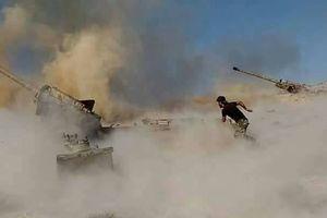 Quân đội Syria chặn đứng cuộc tấn công của phiến quân tại phía bắc Hama
