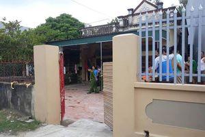 Thanh Hóa: Truy bắt nhóm côn đồ gọi người ra cổng phòng trọ rồi chém chết