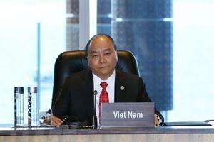 Thủ tướng Nguyễn Xuân Phúc kết thúc tốt đẹp chuyến tham dự Hội nghị Cấp cao APEC