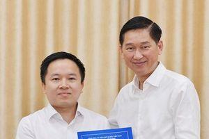 TP. Hồ Chí Minh: Bổ nhiệm Phó giám đốc Sở Thông tin - Truyền thông