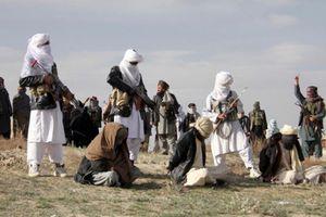 Mỹ thừa nhận bế tắc với Taliban