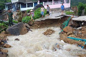 Nóng trên mạng xã hội: Cuối tuần buồn vì mưa ngập Nha Trang, nhiều người chết