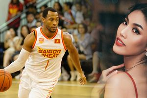 Lan Khuê và dàn người đẹp 'phát cuồng' với chiến thắng của Saigon Heat