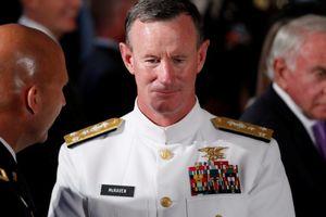 Tổng thống Trump chỉ trích đô đốc Mỹ chỉ huy chiến dịch diệt bin Laden