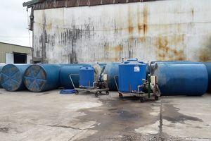 Sở TN-MT Đồng Nai: 26 tấn axit clohydric không rò rỉ ra sông Đồng Nai