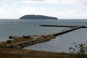 Campuchia bác tin cho Trung Quốc xây căn cứ hải quân