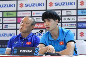 Nguyễn Công Phượng không đặt nặng lập cú hat-trick ghi bàn