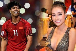 Diễn viên Huỳnh Thi: 'Nếu Công Phượng chưa có người yêu thì...'