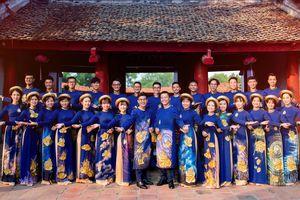 Mang tết Việt, đám cưới Việt, cà phê Việt… lên tàu Thanh niên Đông Nam Á