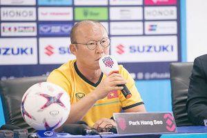 HLV Park Hang-seo tiết lộ món ăn khoái khẩu ở Việt Nam