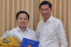 Ông Từ Lương làm Phó Giám đốc Sở Thông tin và Truyền thông TPHCM