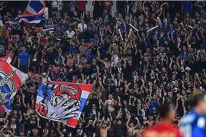 ĐT Indonesia bị CĐV nhà quay lưng tại AFF Cup 2018