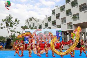 Kỷ lục đồng diễn Vovinam lớn nhất Việt Nam