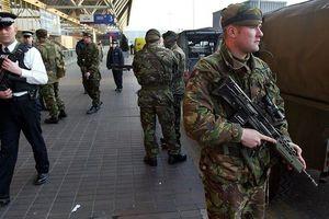 Quân đội Anh đề phòng bạo lực từ người phản đối Brexit