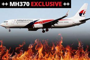 MH370 bốc cháy hàng giờ trước khi đâm xuống biển?