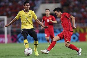 Tuyển thủ Malaysia chưa hết cay cú vì thua ĐT Việt Nam