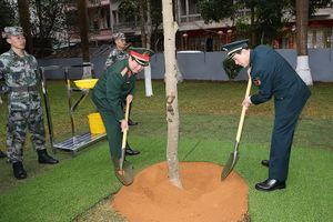 Bắt đầu hoạt động Giao lưu hữu nghị Quốc phòng biên giới Việt - Trung