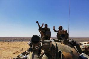 Thành trì cuối cùng của IS ở nam Syria thất thủ