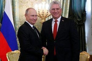 Nga có thể mở lại căn cứ quân sự tại Cuba?