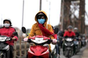 Miền Bắc trời trở lạnh, Nam Trung Bộ mưa to