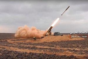 Không quân Nga yểm trợ quân đội Syria dội lửa liên tiếp, triệt hạ IS