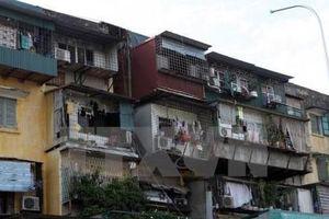 Có nên cải tạo chung cư cũ thành các khu nhà cao tầng?