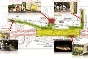 Còn nhiều ý kiến trái chiều xung quanh vị trí đặt ga ngầm C9