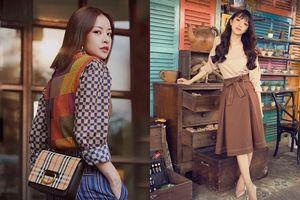 Gió lạnh về, học Chi Pu và loạt sao Việt diện đồ vintage đẹp 'phát ngất'