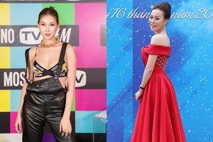 Phương Oanh 'Quỳnh búp bê' đẹp tựa công chúa, Diệp Linh Châu mặc đồ phản cảm