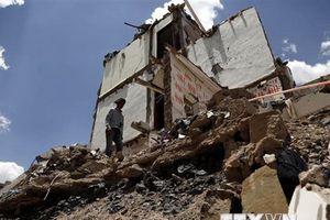 Yemen: Phiến quân Houthi ngừng tấn công tên lửa vào liên quân Arab