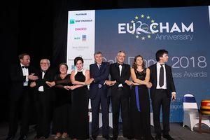Hiệp hội doanh nghiệp châu Âu kỷ niệm 20 thành lập tại Việt Nam