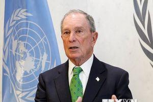 Cựu thị trưởng New York quyên góp hào phóng cho Đại học Johns Hopkins