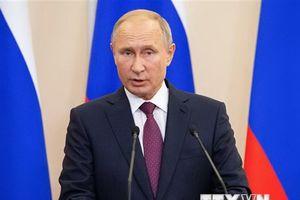 Tổng thống Nga lùi thời hạn đọc Thông điệp hàng năm trước Quốc hội