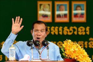 Campuchia tuyên bố không cho phép nước ngoài lập căn cứ quân sự trên lãnh thổ