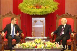 Nga là đối tác tin cậy, quan trọng hàng đầu trong chính sách đối ngoại của Việt Nam