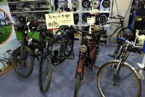 Hà Nội: Choáng với xe đạp thời 'ông bà anh' trị giá hàng trăm triệu đồng