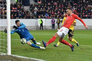 Hạ Bỉ 5-2, Thụy Sỹ giành vé vào bán kết UEFA Nations League