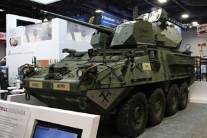 Clip: Hé lộ thiết giáp Stryker thế hệ mới kỹ thuật số của Quân đội Mỹ